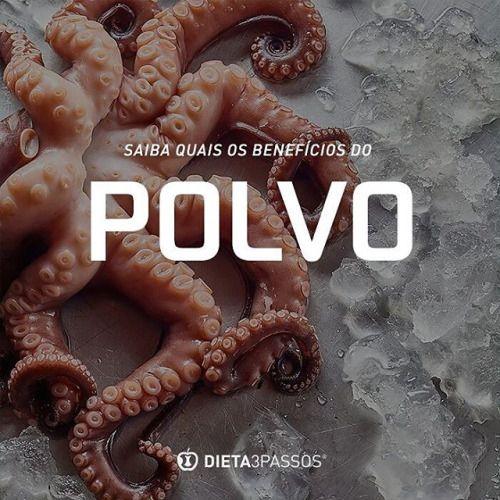 O polvo é um molusco que pode ser confecionado cozido, grelhado, assado ou utilizado frio, em saladas, sendo permitido desde o 1º dia da DIETA3PASSOS®.É um alimento com baixo valor energético e de gordura, sendo rico em proteína, o que confere...