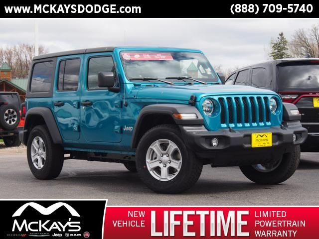 277 New Dodge Chrysler Jeep Ram Fiat Cars For Sale In Waite Park Mn Wrangler Unlimited Sport Jeep Chrysler Jeep