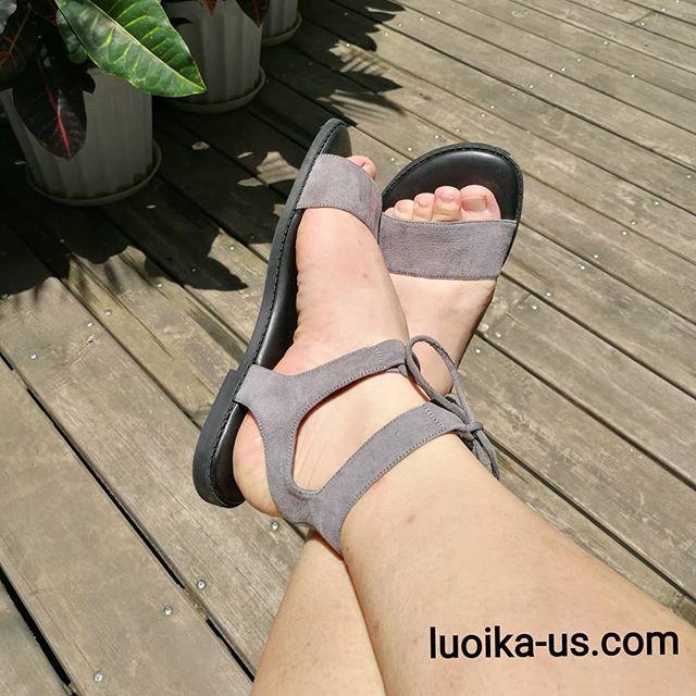 Suede dress shoes, Wide width sandals