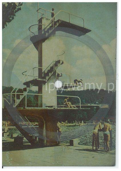 Pocztówka dźwiękowa - basen w Wiśle
