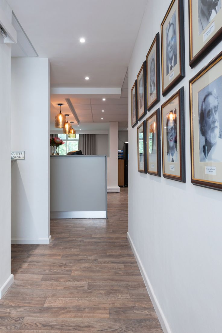 A complete revamp, including interior and space design