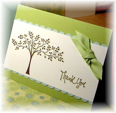 25 best ideas about Handmade thank you cards – Thank You Note for Gift
