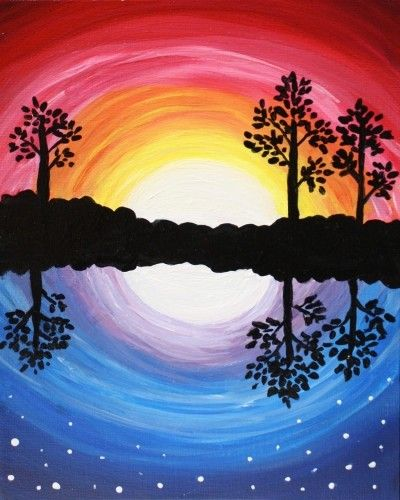 Landscape Design In A Day: Painting, Watercolor Art