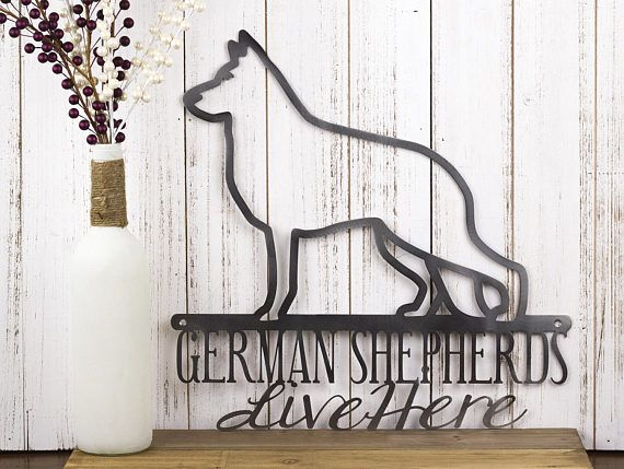 Metal Sign Wall Decor Fair 23 Best Dog Wall Art Images On Pinterest  Metal Panels Metal Inspiration