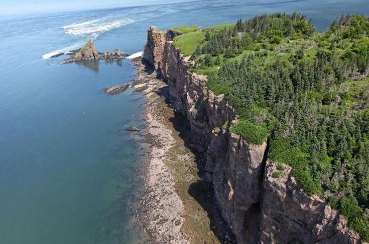 Cape Split Provincial Park Reserve