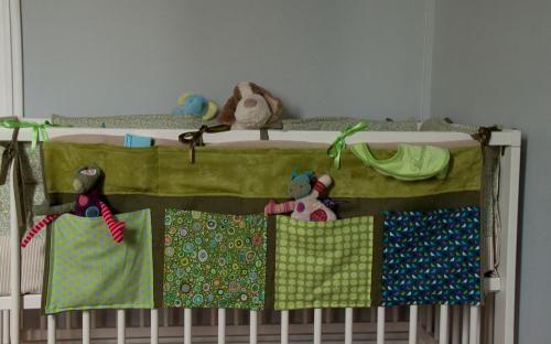 Vide poche pour lit bébé | Cultura