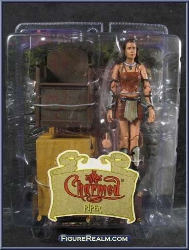 Piper from Charmed - Series 2 manufactured by SOTA [Front]