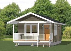 """#16X30H3A $29.99 https://sites.google.com/site/excellentfloorplans 1-Bedroom 1-Bath home with cooktop & under cabinet washer/dryer unit. Sq. Ft: 480 Building size: 16'-0"""" wide, 40'-6"""" deep (including porch) Main roof pitch: 5/12 Ridge height:..."""