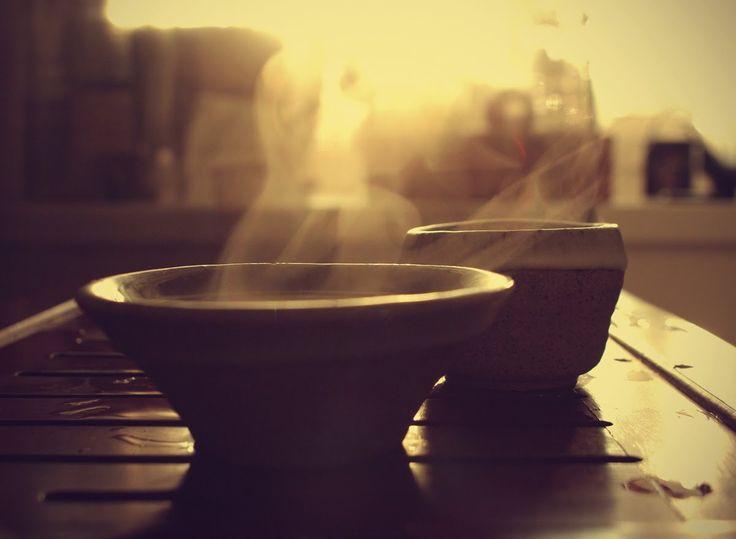Ча Ци — жизненная сила чая.