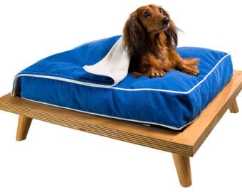 Eco Wool Pet Beds- Raised Bed - NZ Designed and Made!