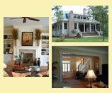 Home Plans With Porches, Low Country House Plans & Traditional Plans
