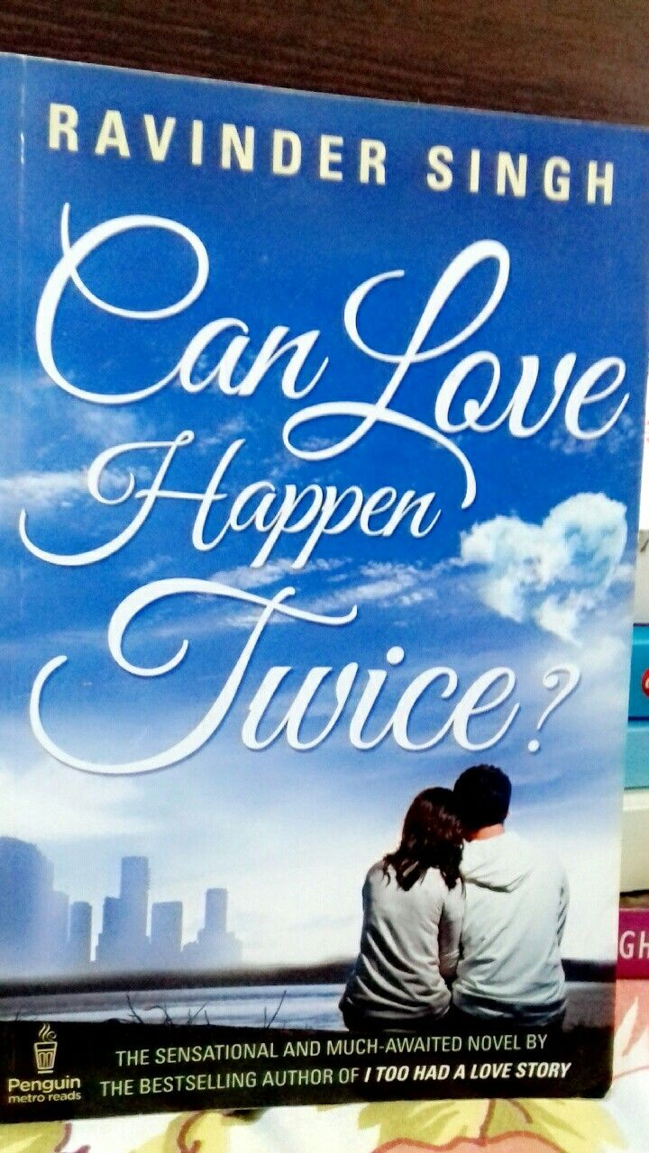 Can Love Happen Twice By Ravinder Singh Full Ebook