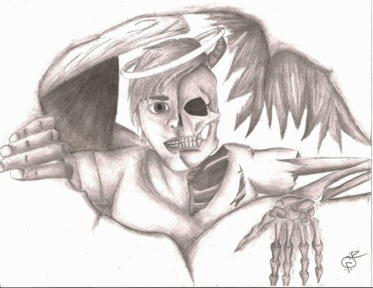Good and Evil Tattoo by Goodly8663 on DeviantArt