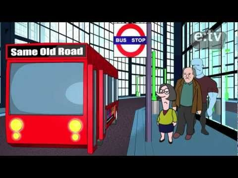 Passengers On A Bus - an Acceptance & Commitment Therapy (ACT) Metaphor - YouTube