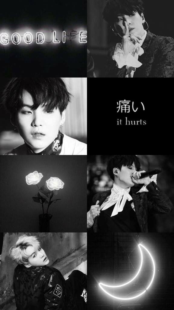 Pin By Jiminie Senpai On Bts Aesthetic Bts Black And White Black Aesthetic Wallpaper Bts Aesthetic Pictures