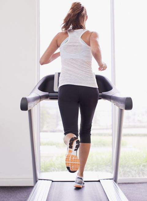 20-Minute Treadmill Workout