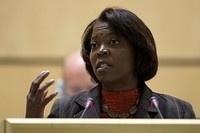 Ertharin Cousin (JD '82) - Executive Director, World Food Programme, United Nations
