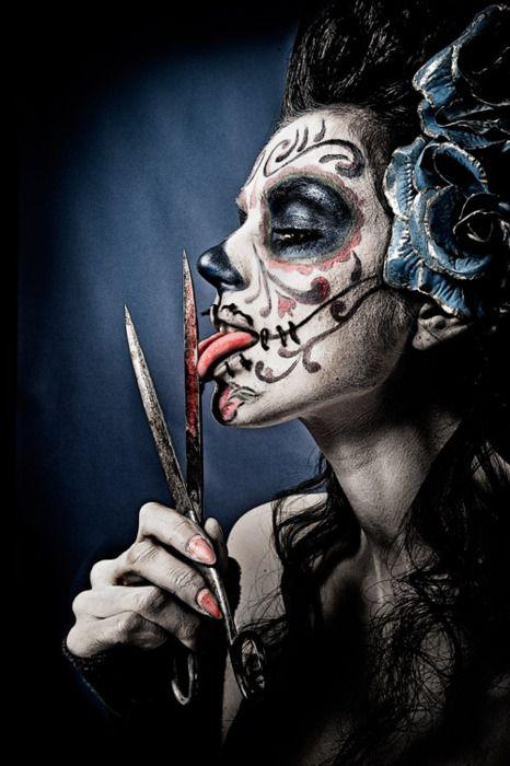 #sugar skull