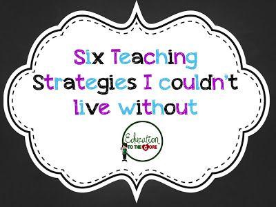 Best 25+ Teaching strategies ideas on Pinterest