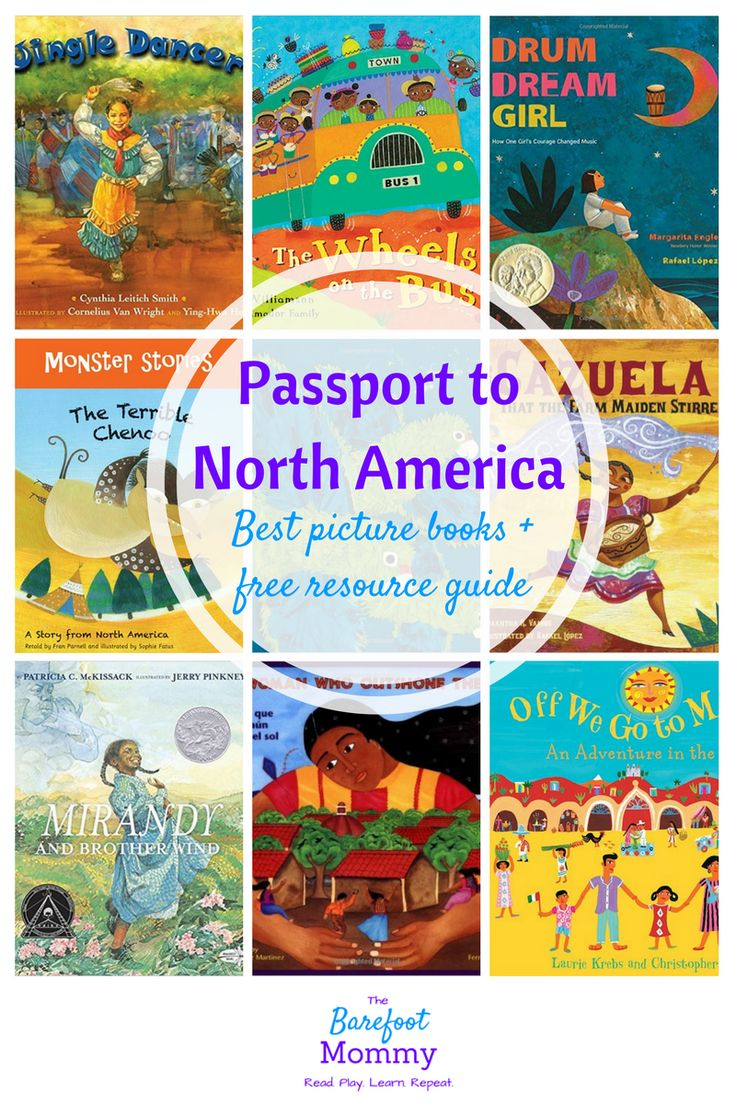 Help your child explore the cultures, folktales, music, and more of Canada…