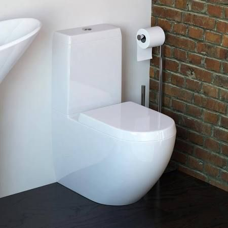 Water saving space saving toilet google search bathroom pinterest toilets water and for Space saving toilets small bathroom