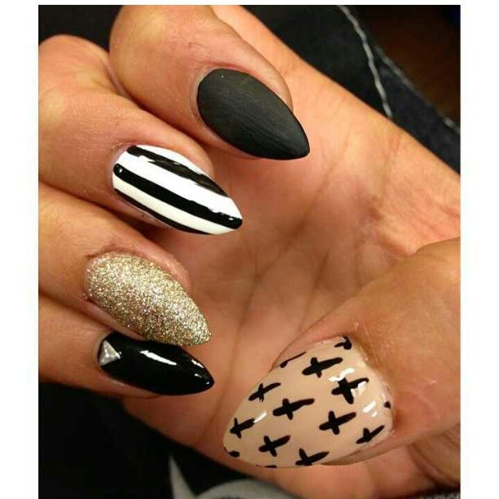 27 Best Nail Designs Images On Pinterest Nail Scissors Hair
