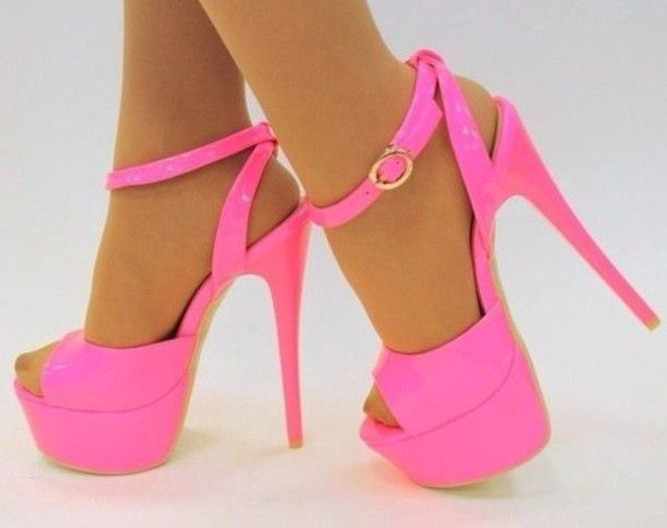 18 Cute High Heels Inspirations To Complete my gurly Style