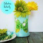 http://www.debbie-debbiedoos.com/2014/03/dollar-tree-butterfly-silhouette-vase.html