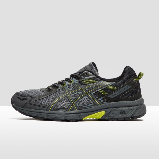 ASICS Venture 6 Trail Running Shoes - Grey/Yellow, Grey/Yellow |  Kelly-Marie Garrigan on WeShop