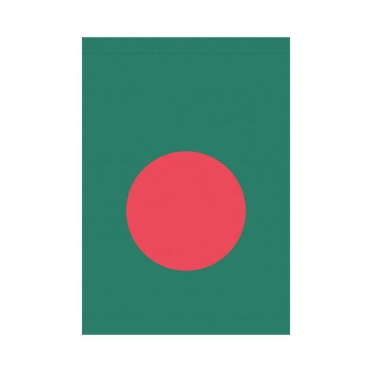 Bangladesh Garden Flag A1 Garden Flags Flag Garden 400 x 300