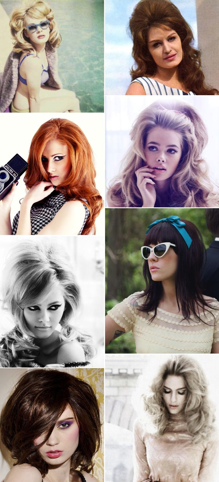 15 best hairstyle ideas - the 60s images on pinterest | hairstyle