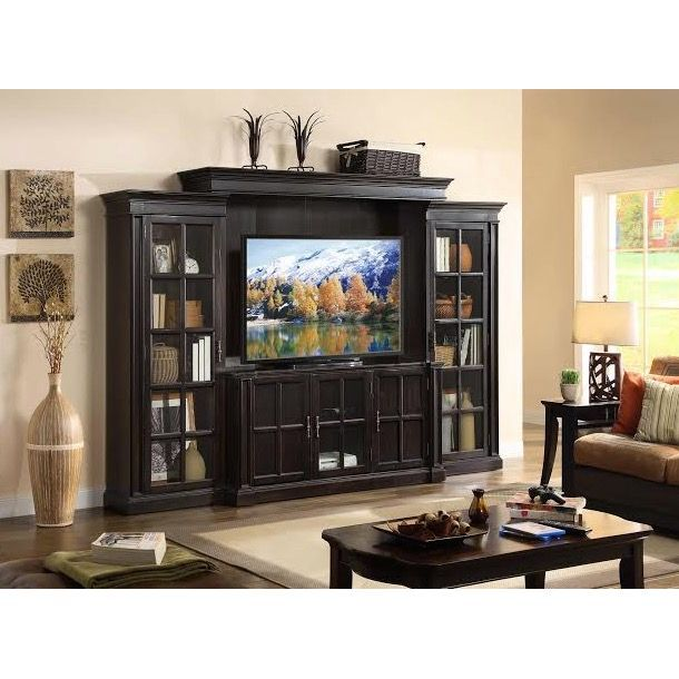 Home Entertainment Spaces: 67 Best Entertainment Centers Images On Pinterest