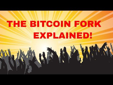 Bitcoin Fork? What is Bitcoin Cash? What should You do? - YouTube
