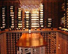 8 Wine Cellars Overflowing With Artful Storage Part 82