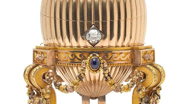 Un ferrailleur américain a découvert que l'objet qui traînait chez lui depuis son achat était une création du célèbre joaillier russe dont on avait perdu la trace, et qui a été évalué à 24 millions d'euros.