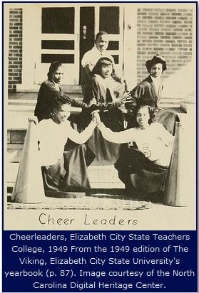 Thanks to Hugh Cole, an African American legislator from Pasquotank County, Elizabeth City State University was founded in 1891 as the Normal and Industrial School to train African Americans to become teachers.