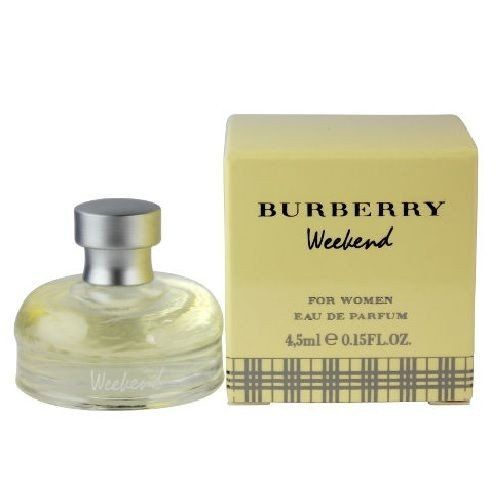 Mini Burberry Weekend for Women 0.15 oz EDP Perfume for Women New In Box (Only Ship to United States)