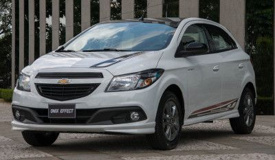 #Chevrolet #Onix Effect disponible en Argentina #ChevroletOnix #autos #coches