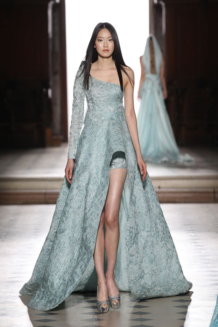 Tony Ward Couture Spring Summer 2016 l Style 10