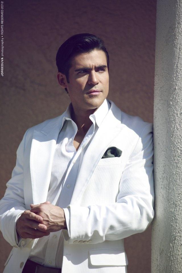 International Dominican actor, José Guillermo Cortines