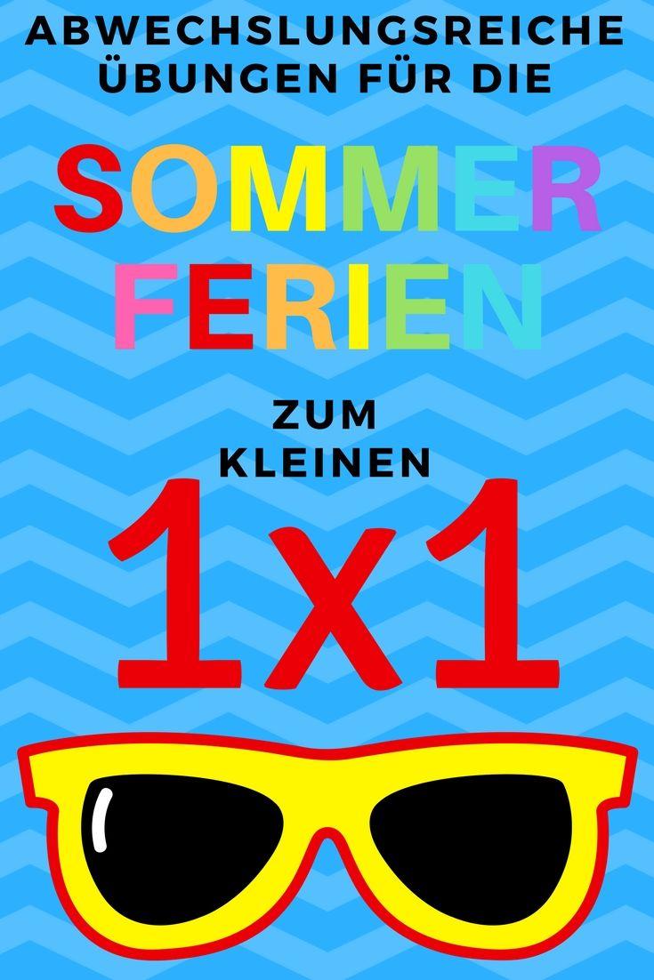 Arbeitsblätter Multiplikation – Mathematik | German Resources ...