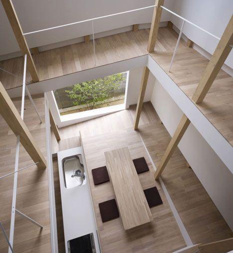House of Slope by Fujiwaramuro Architects: Beautiful Architecture, Japanese Interiors, Fujiwarramuro Architects, B2 Architecture, House, Fujiwaramuro Architects, Amazing Architecture