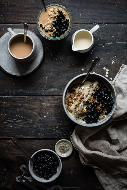 This twist on Bubble Tea is incredibly creative, as it brings the beloved black tapioca pearls to the breakfast table -- in your morning oatmeal.