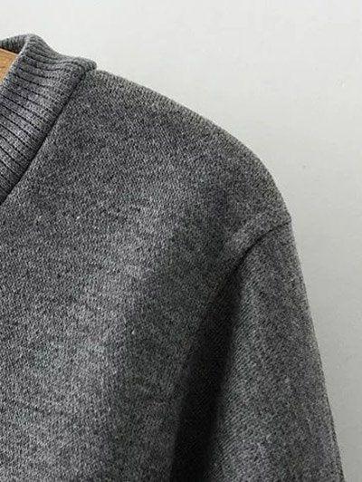 Plus Size Fleece Sweatshirt