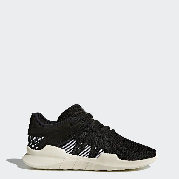 EQT ADV Racing Shoes Core Black  /  Core Black  /  Off White BY9798