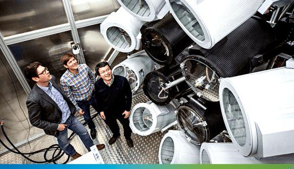 În viitor, energia solară concentrată, va fi o parte a soluţiei pentru energie durabilă, în special în ţările în curs de dezvoltare unde există condiţii naturale prielnice pentru dezvoltarea acestui sector. La ora actuală, în lume există foarte puţine laboratoare solare, datorită lipsei facilităţilor, spune Björn Laumert, profesor la Departamentul de Tehnologie din cadrul Școlii de Inginerie Industrială și Management din Stockholm.