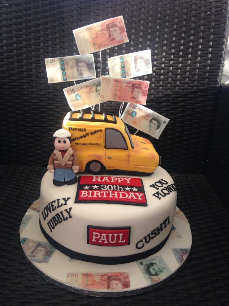 12 best Only Fools Horses Birthday Cake images on Pinterest
