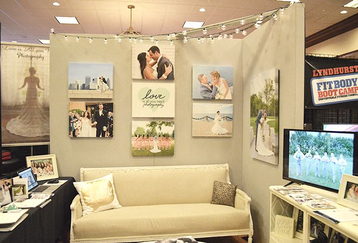 Today's Bride Wedding Show | July 8th | Bridal show, wedding show, bridal show booth inspiration