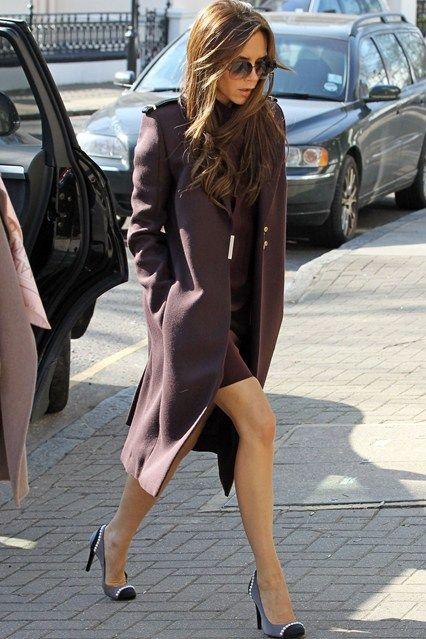 Victoria Beckham Style and Fashion Icon - Style File (Vogue.com UK)