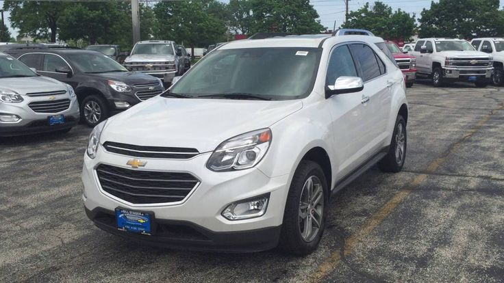 2016 Chevy Equinox for sale at Bill Stasek Chevrolet in Wheeling, IL, serving Palatine, Arlington Heights, Buffalo Grove, Mount Prospect, Prospect Heights, a...